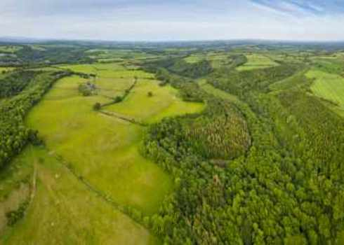 Fragmentation Patchwork Farmland In Cotswolds, England, Uk 139854820 Matthew Dixon