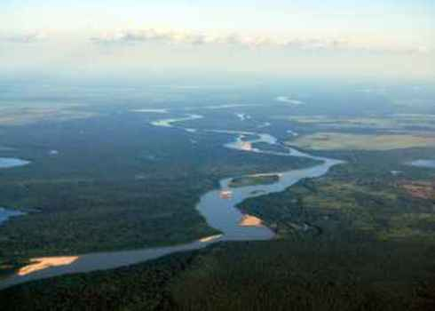 River Basin Aerial View Of Rainforest At The Araguaia River 19735900 Frontpage