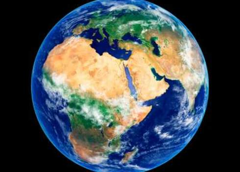 Biosphere Earth Africa And The Middle East Sailorr