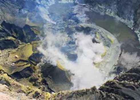Asean Volcano Kerinci. Kerinci Sablat National Park, Sumatra, Indonesia 85591822 Byelikova Oksana