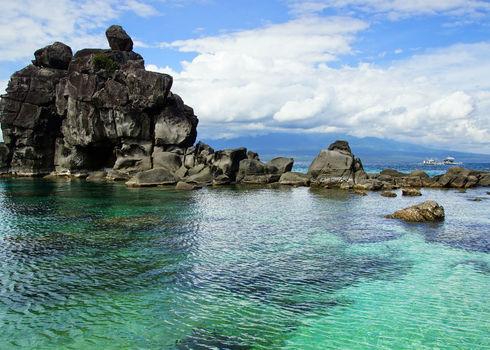 Iucn V Picturesque Sea Landscape