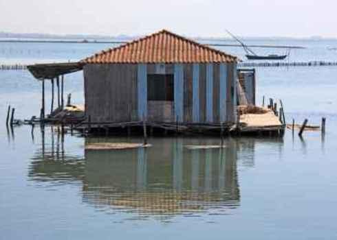 Iucn Vi Lagoon House Of The Mesologgi In Greece 17447578 Georgios Alexandris