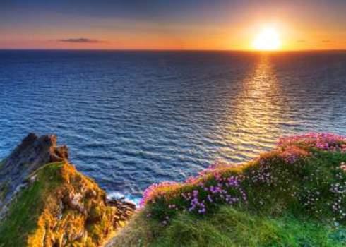 Territorial Seas Cliffs Of Moher County Clare, Ireland Patryk Kosmider