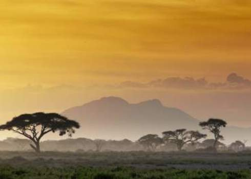 Intrinsic Value Sunset In Kenya Andrzej Kubik