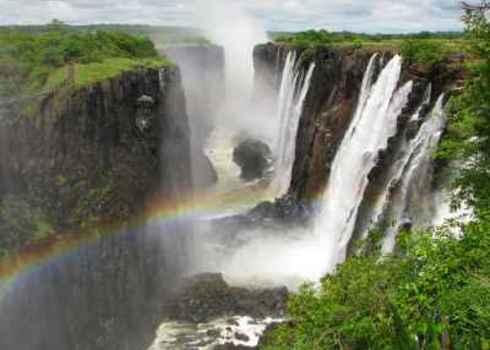 Iucn Iii Victoria Falls Zambezi River Zambia And Zimbabwe 102089128 Przemyslaw Skibinski