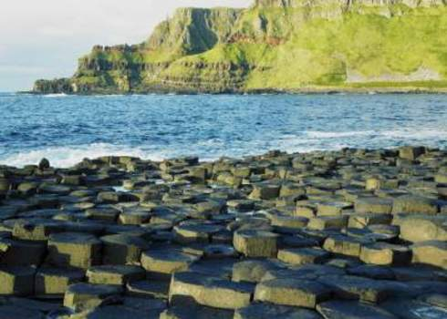 Sci Giant's Causeway County Antrim, Northern Ireland Phb.Cz (Richard Semik)