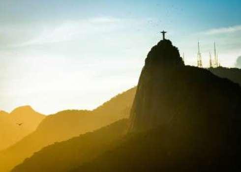 Rio Christ The Redeemer Statue On Top Of Corcovado, Rio De Janeiro, Brazil 151089614 Celso Diniz