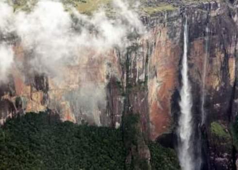Whc Angel Falls, Canaima National Park Venezuela Vadim Petrakov