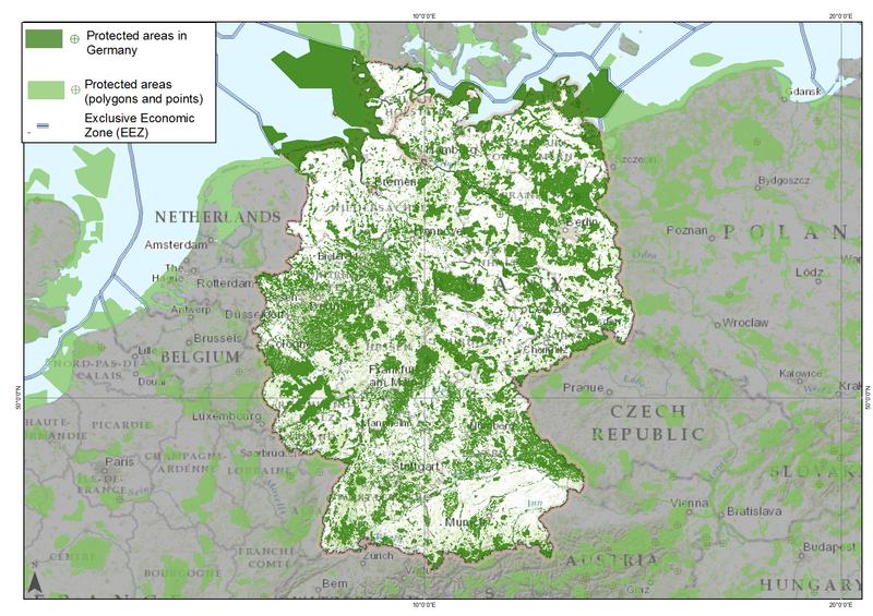 Germany definition Biodiversity AZ